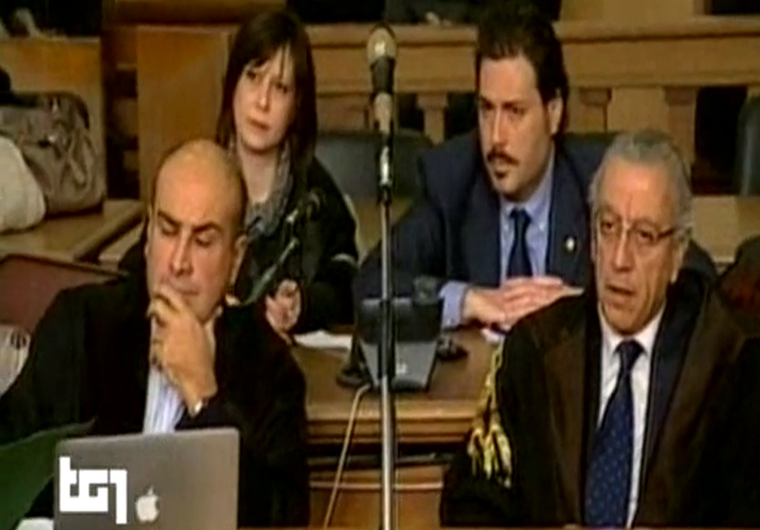Avvocati Amalia Monci e Domenico Monci