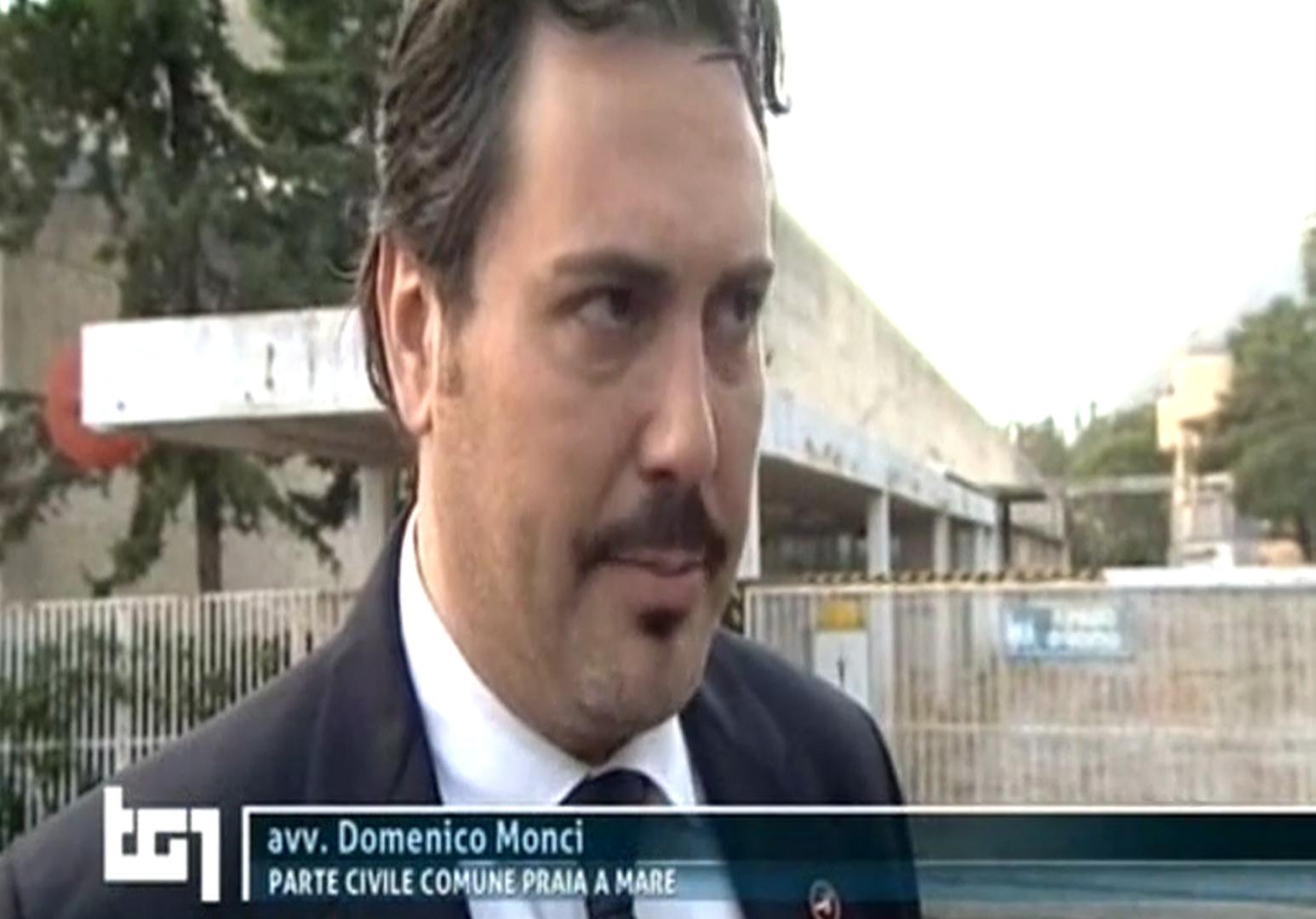 Legalmonci - Avv. Domenico Monci - TG1